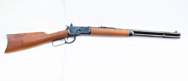 Winchester '92 .357 Magnum lever-action rifles