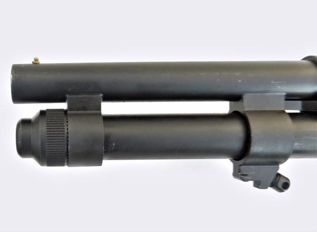 Mossberg barrel and magazine tube