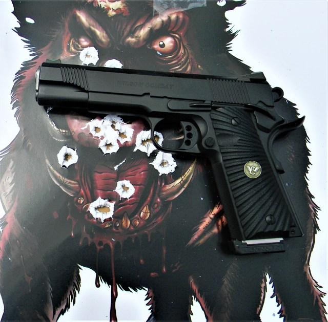 Wilson Combat 1911 high-end handguns