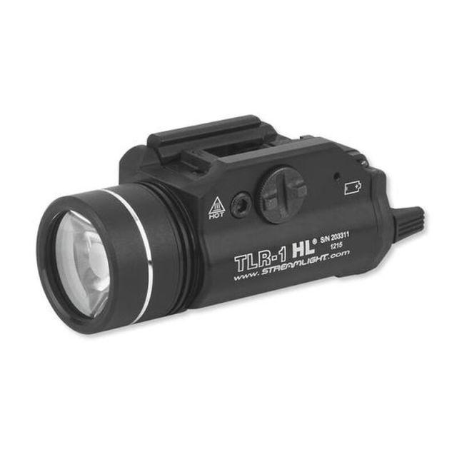 Streamlight TLR-1 HL for home defense pistols