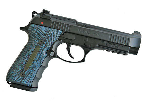 Girsan Regard pistol right profile 9mm