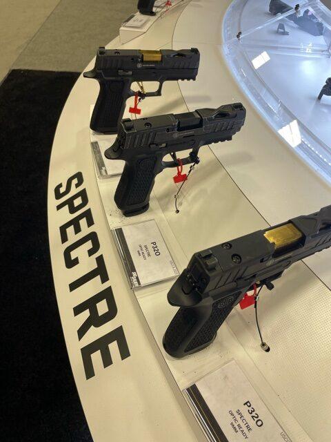USCCA Expo SIG P320 Pistols
