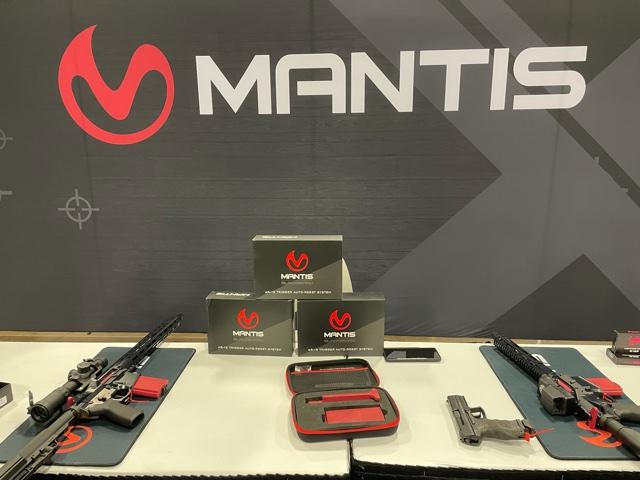 Mantis X Booth