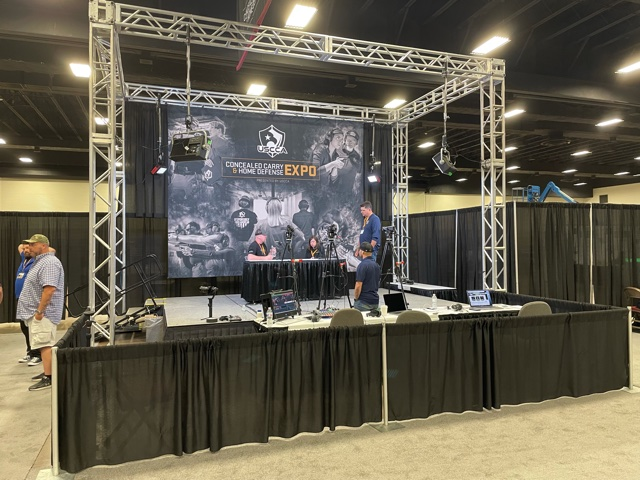 USCCA Expo Stage
