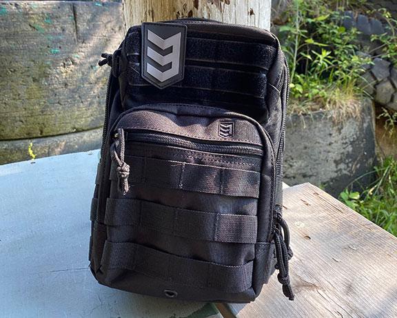 range bag for guns and ammo