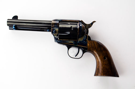Standard Manufacturing Single Action revolver