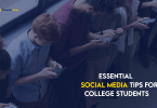 Social Media Guide to College Students