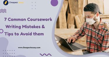 Coursework Writing Mistakes