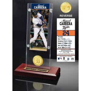 Detroit Tigers Miguel Cabrera Highland Mint Player mi adidas soccer jerseys
