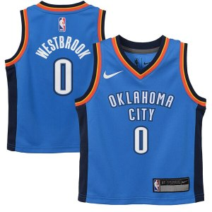 Toddler Oklahoma City Thunder Russell Westbrook Ni cheap Brooklyn Nets jersey Limit