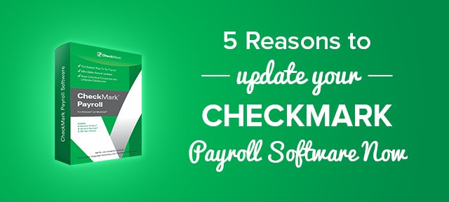 payroll software update