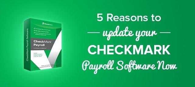 payroll software update