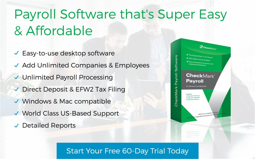 how to do payroll for a small business