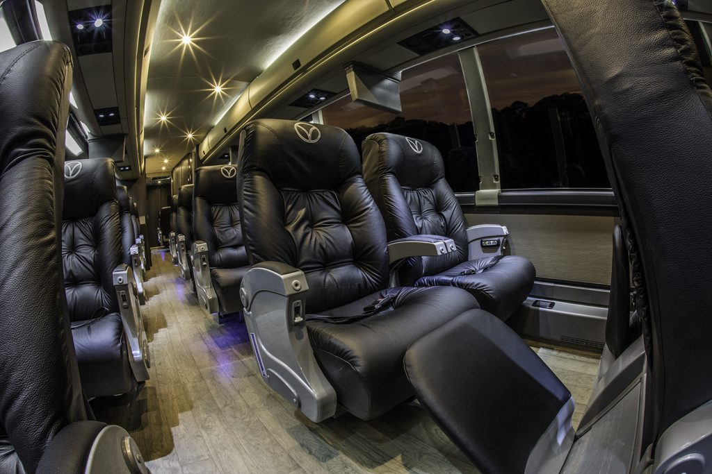 The Rise of Luxury Bus Lines  CheckMyBus Blog