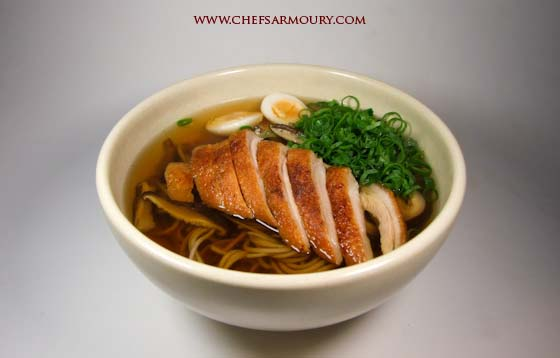Delicious duck soba recipe from Chef's Armoury – Japanese Food and Knives