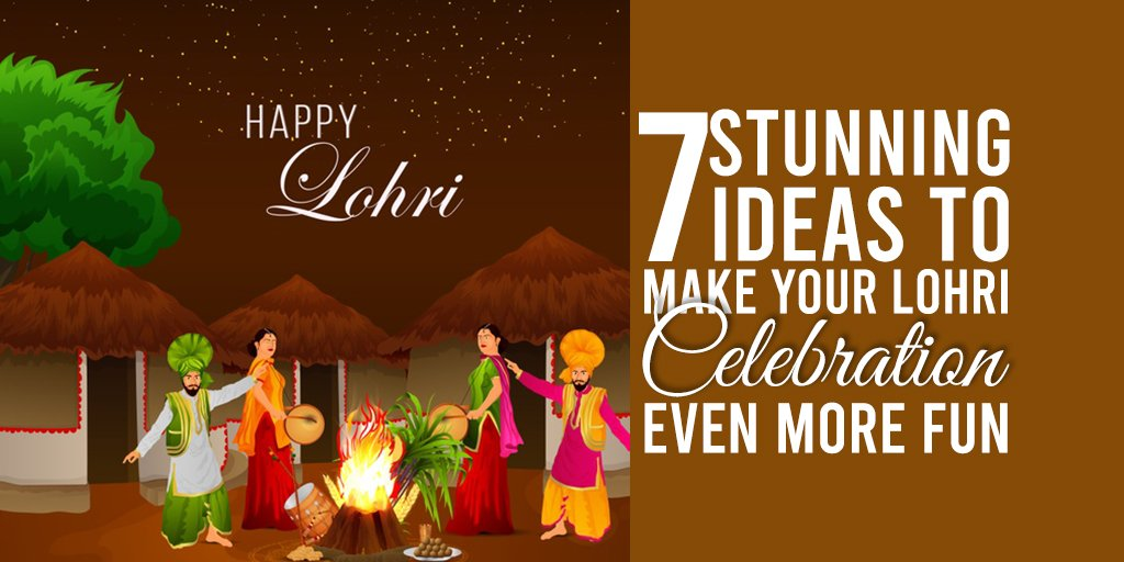 7 stunning ideas to make your lohri even more fun