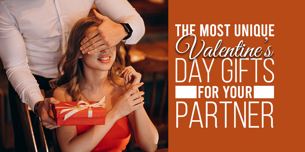 The MOST Unique Valentine's Day Gifts f