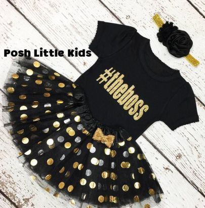 boss baby dress