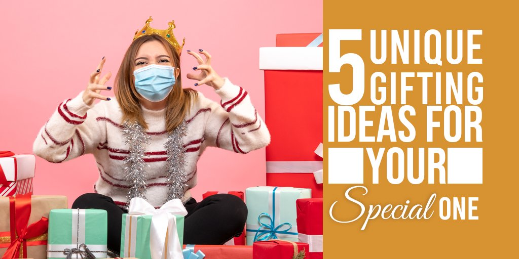 5 gifting ideas for your special one