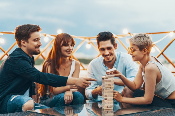 Welcoming 2021 Mid-Covid A New Year's Celebration Guide- game night