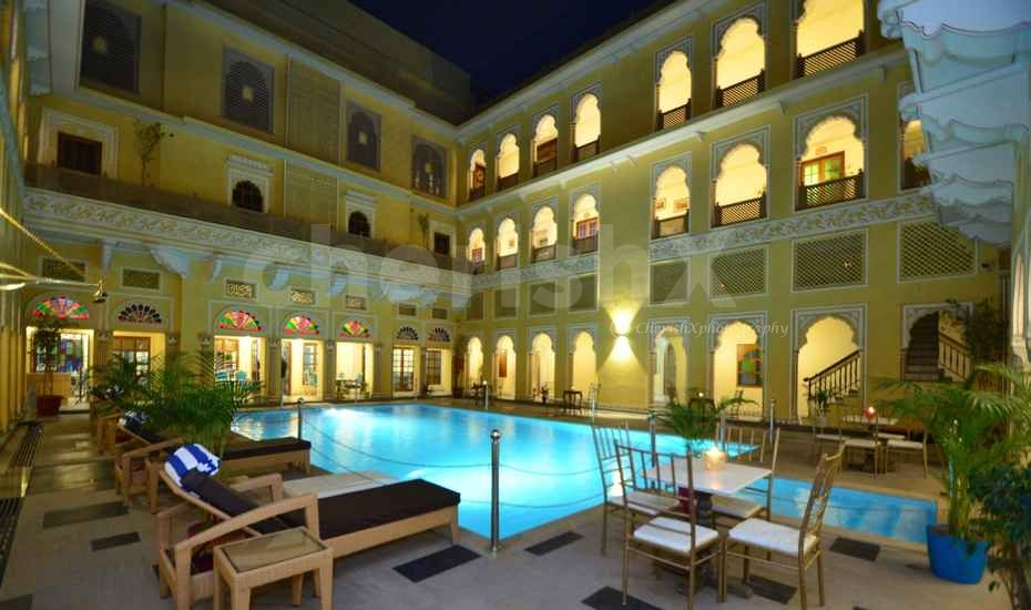 10 Safe Places to go on a Date this Valentine's Day 2021 in Jaipur- nirbana palace