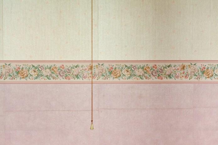 Behang, Het Stenen Bakbeest, Dorpsstraat 43-45, Zuid-Beijerland,