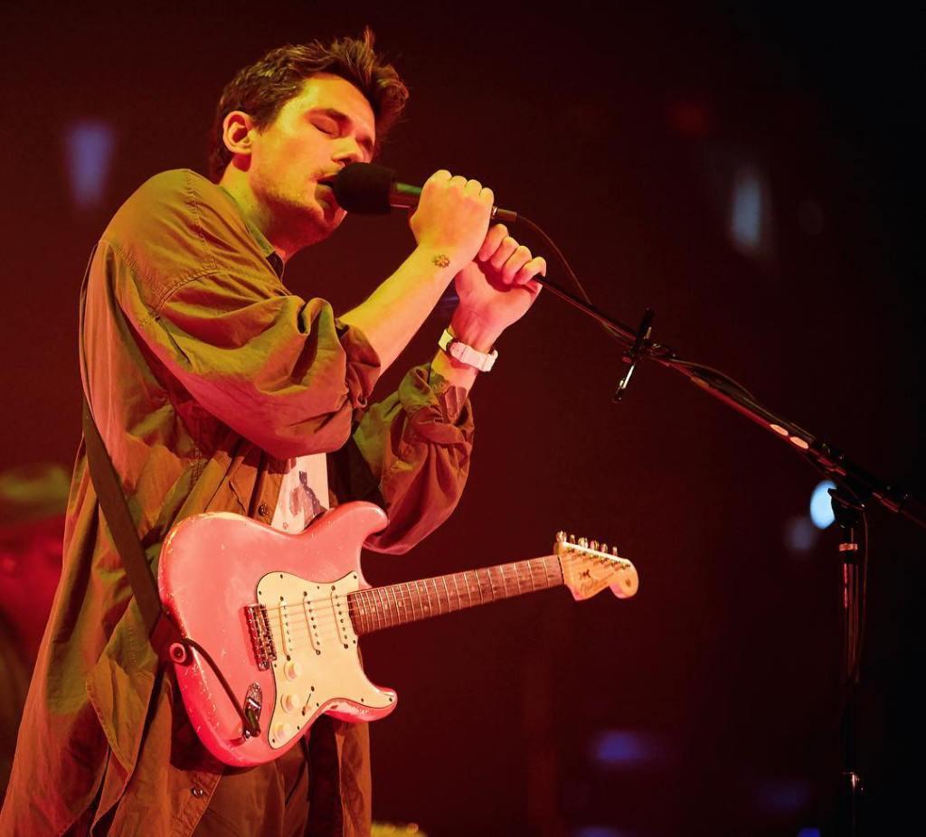John Mayer by Daniel Prakopcyk