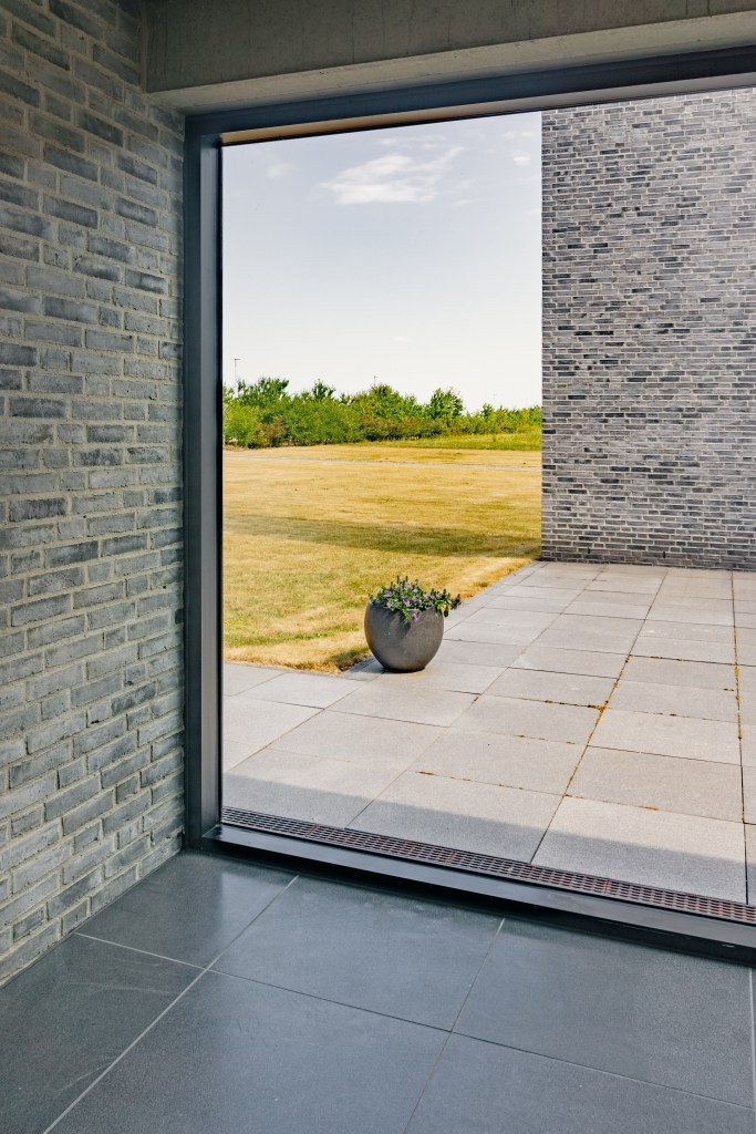 Ringsted Crematorium Doorstep