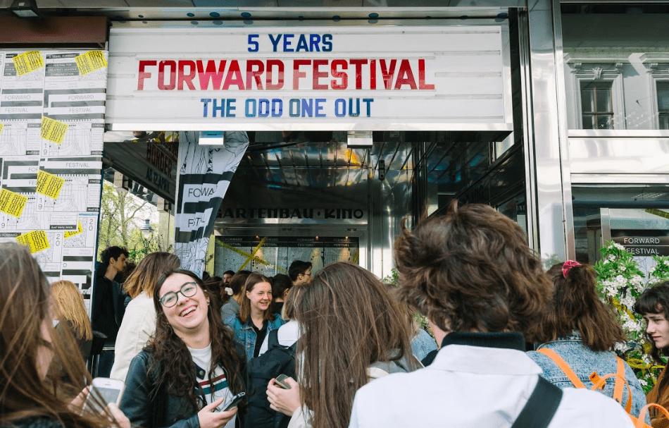 Cherrydeck x Forward Festival