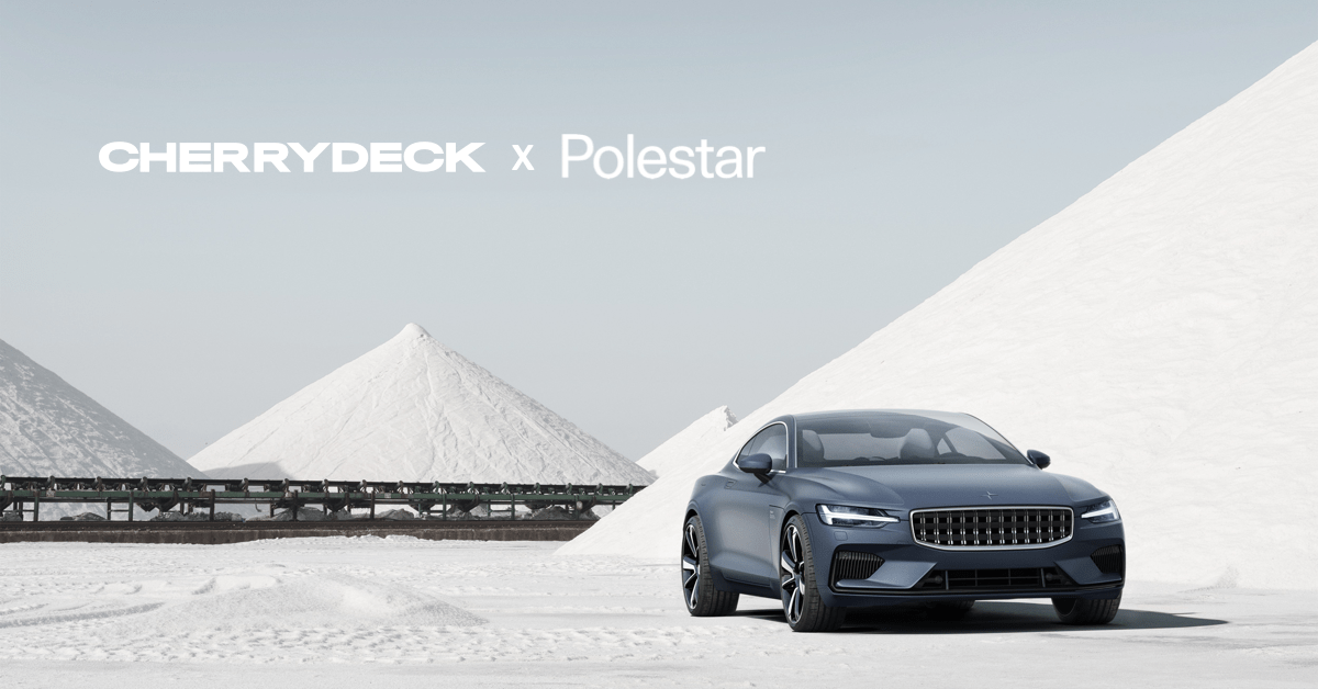 Polestar and Cherrydeck