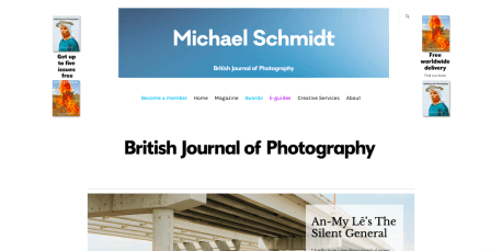 British Journal of Photography Photography Competitions