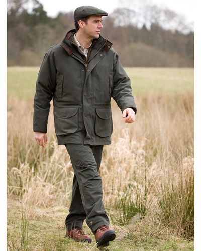 Hoggs of Fife Ranger X3 Jacket Spring Outfits