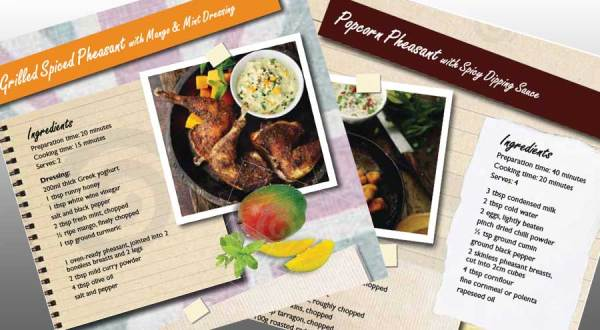 Pheasant Recipes