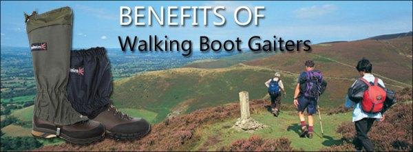 Walking Boot Gaiters