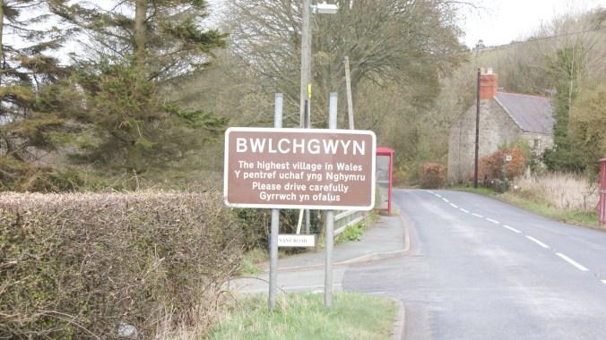 Country Walks at Bwlchgwyn