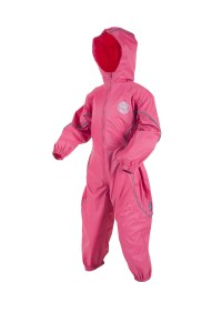 Kids waterproof all in one suit
