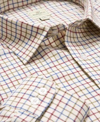 Hoggs of Fife Pure Cotton Shirt