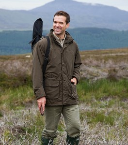 Hoggs of Fife Strathmoor Jacket from our Shooting Clothing collection