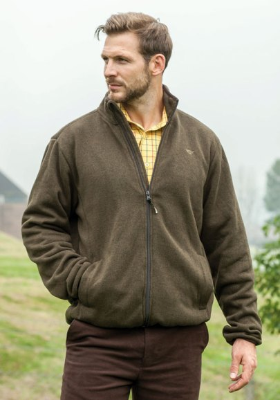 Hoggs Kelso Knitted Jacket