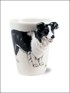 Novelty dog mugs