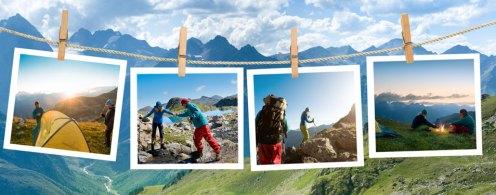 Walking, Trekking & Backpacking