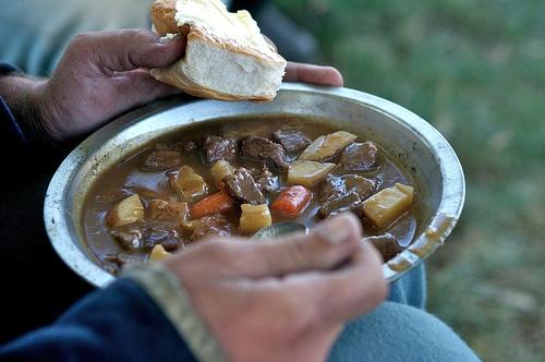 Dutch oven venison stew recipe