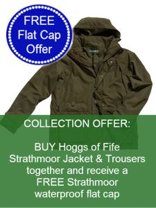 hoggs strathmoor jacket and trousers set