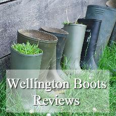 Wellington boot reviews