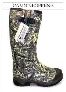 Goodyear Camo Neoprene shooting wellies