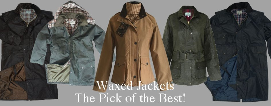 waxed jackets the pick of the best
