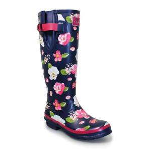 Ladies Lunar Garden Wellingtons