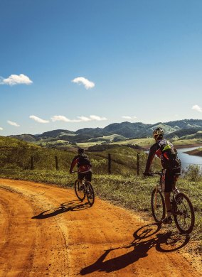 cycling and the benefits of being outdoors
