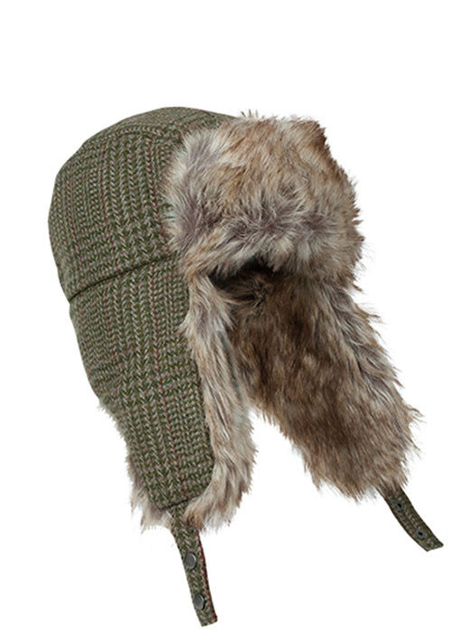 Hoggs invergarry trapper hat
