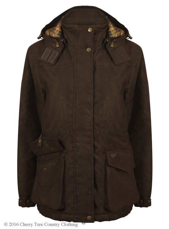 Hoggs of Fife Ladies Hunting Jacket